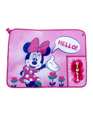 """Tovaglietta """"Hello Minnie""""..."""