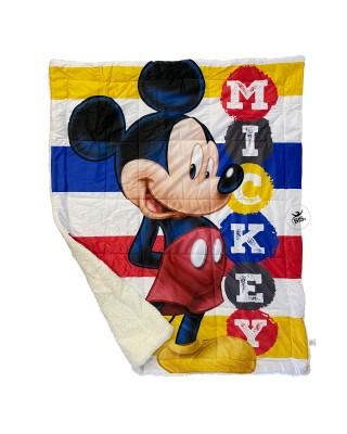 "Trapunta lettino ""Mickey..."
