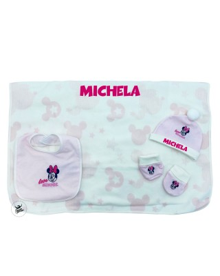 "Winter Newborn Set ""Minnie..."