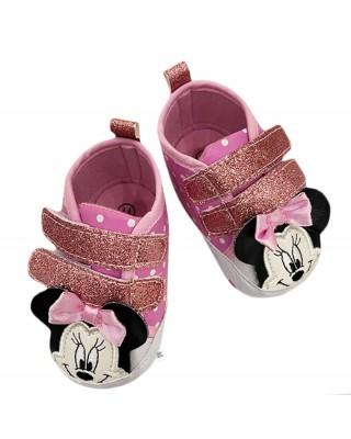 Sneakers glitter neonata...