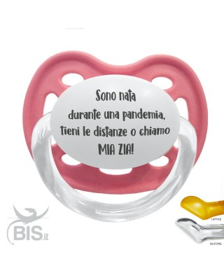 """Ciuccio love """"Sono nata/o..."""