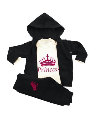 "Tuta Femminuccia  ""Princess"""