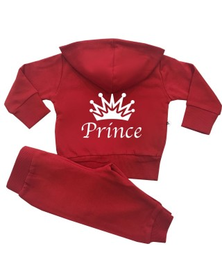 """Tuta maschietto """"Prince"""""""