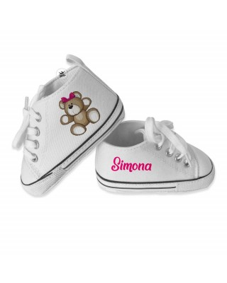 Customizable baby shoes...