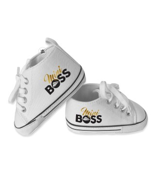 "Baby shoes ""Mini boss"""