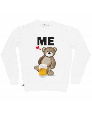 """Men's Sweatshirt """"Dad bear"""""""