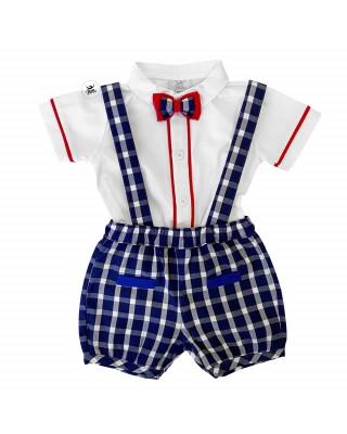 Customizable baby's suit