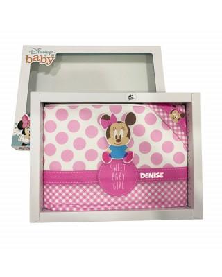 "Cradle Sheets Kit ""Minnie""..."