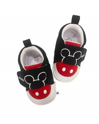 Mickey Mouse Crib Shoes