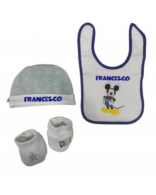 Mickey Mouse Kit, 3 pieces...