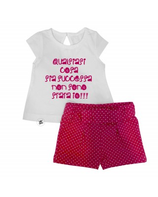 Baby girl summer outfit...