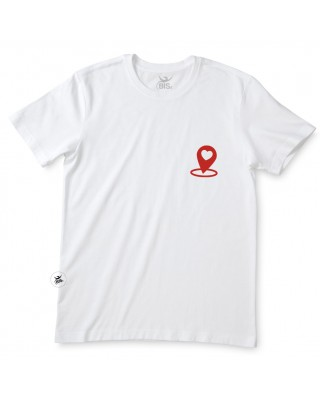 """Men's T-shirt """"Heart"""""""