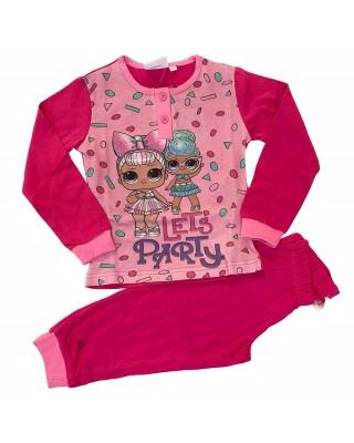 "Girl Summer pajamas ""LOL SURPRISE"""