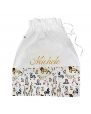 "Personalized First Change Bag ""The Lion King"""