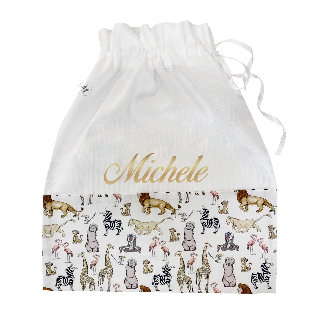 """Personalized First Change Bag """"The Lion King"""""""