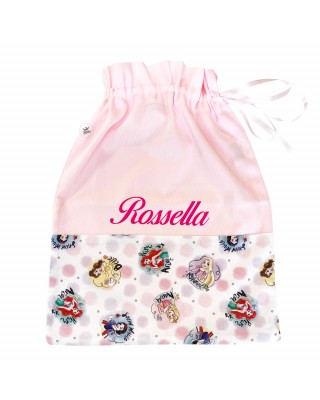 "Personalized First Change Bag ""Princesses"""