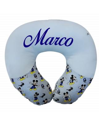 "Customizable Nursing Pillow, ""Mickey Mouse"""