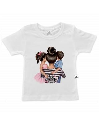 T-shirt bimba/o manica corta