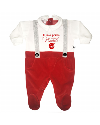 """Baby Jumpsuit """"My first..."""