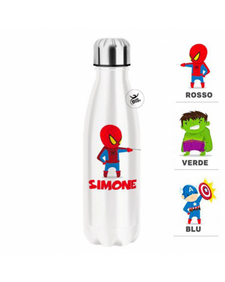 Customizable thermal bottle...