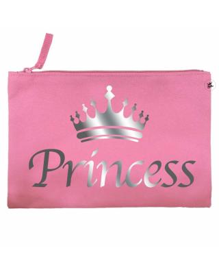 "Canvas Pochette ""Princess"""