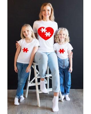 coordinato mamma/figlie