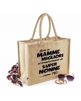 """copy of Juta Beach Bag """"Mom..."""