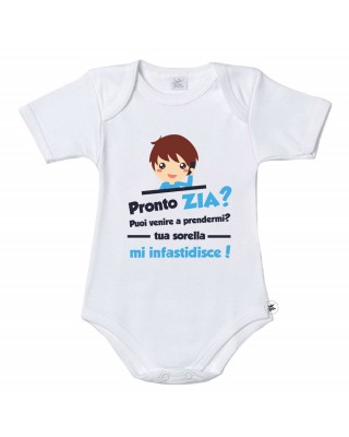 """Baby body suit """"You can do..."""