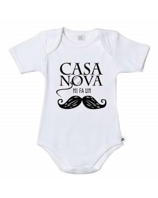"""Baby Bodysuit """"Casanova I'm..."""