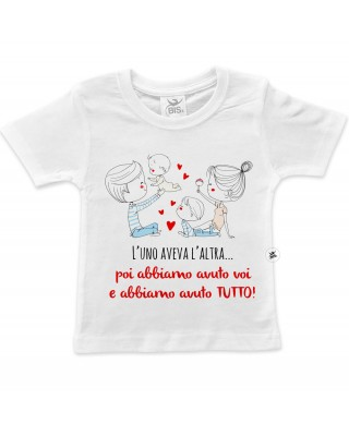 "Boy's T-Shirt  ""One had the..."
