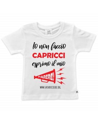 "Child's T-shirt ""I don't..."