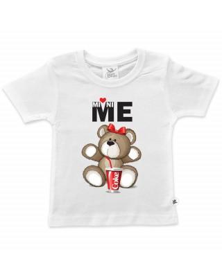 Girl's T-Shirt Baby Bear...