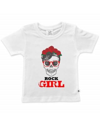t-shirt bimba rock girl
