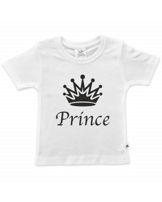 """Prince"" half-sleeve t-shirt"
