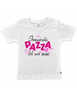 "Half-sleeve T-shirt ""Crazy..."