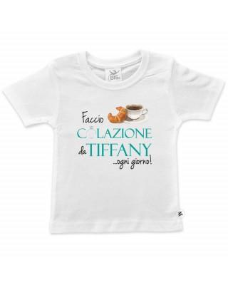 """Completo bimba """"Colazione da Tiffany"""""""