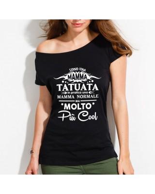 T-shirt donna Urban Style nero
