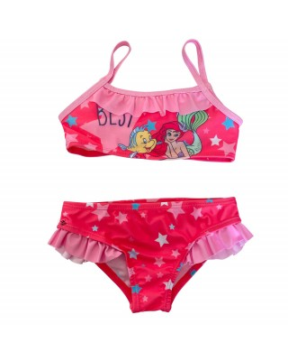 "Bikini disney ""La sirenetta"" fuxia"