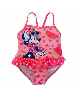 "Costume intero bimba ""Minnie fruit""  rosa"