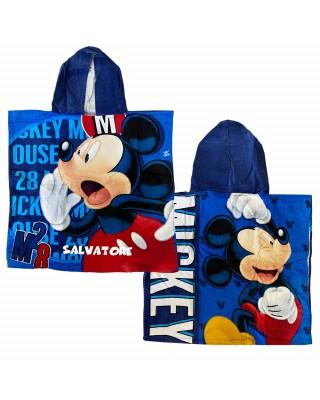 """Poncho da spiaggia """"Mickey Mouse"""""""