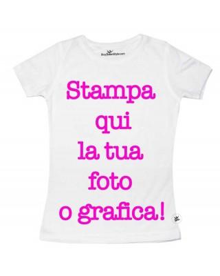 CUSTOMIZABLE baby girl T-shirt