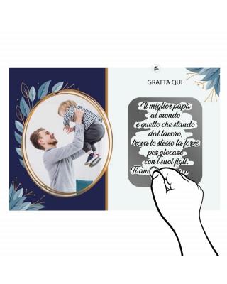 Scratch card, to customize...