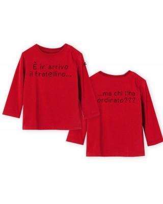 T-shirt manica lunga...