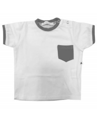 T-shirt con taschino personalizzabile CONFIGURATORE