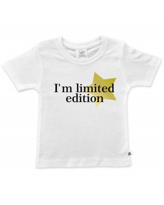 "Half sleeve t-shirt ""I'm..."