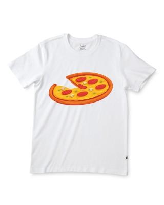 """T-shirt uomo mezza manica """"Pizza"""""""