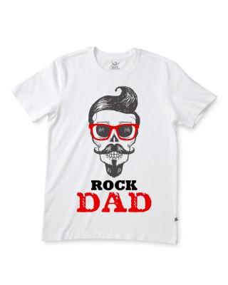 """T-shirt uomo """"Rock Dad"""""""