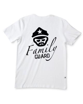 """T-shirt uomo mezza manica """"Family Guard"""""""