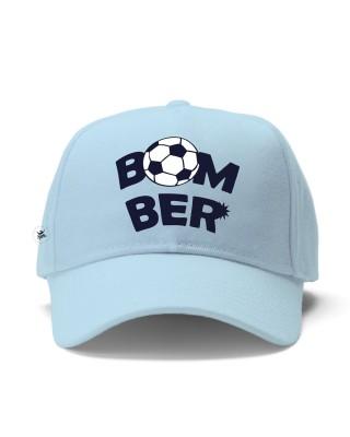 """Cappellino con visiera """"Bomber"""""""