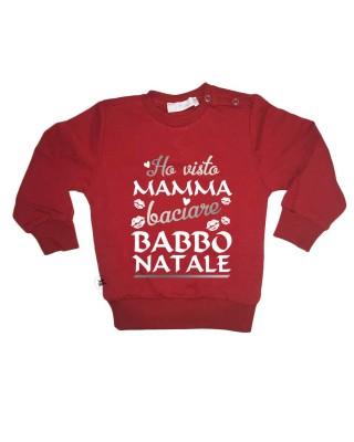 "Baby Sweater ""I saw mom..."